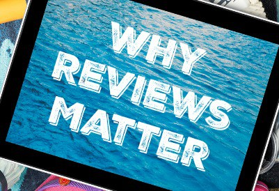 Why Reviews Matter
