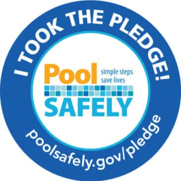 Take the Pool Safely Pledge!