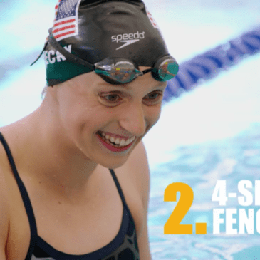 Olympic Champion Promotes Pool Safety
