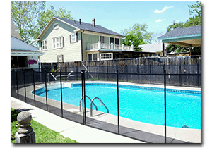 life saver pool fence in oklahoma is a licensed and insured business to install your safety pool fence - Pool Fence Installation