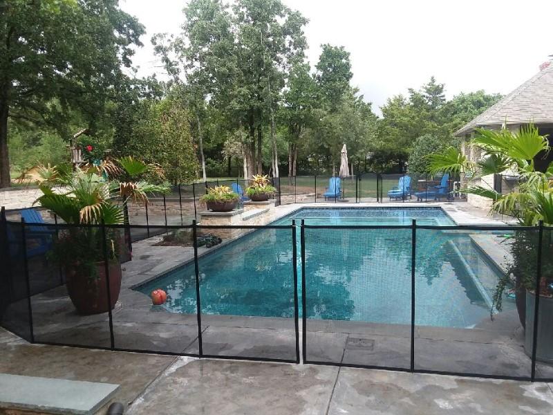 Pool Safety Fence Edmond Ok Pool Safety Fence Installer Edmond Ok